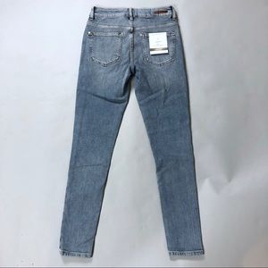 cceeb28554c19b Anthropologie Jeans | Pilcro Script High Rise Pearl Skinny | Poshmark